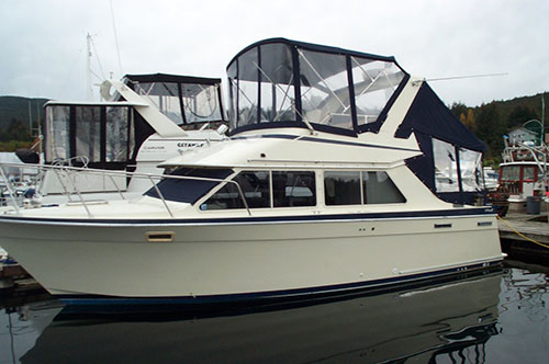 YachtEnclosure