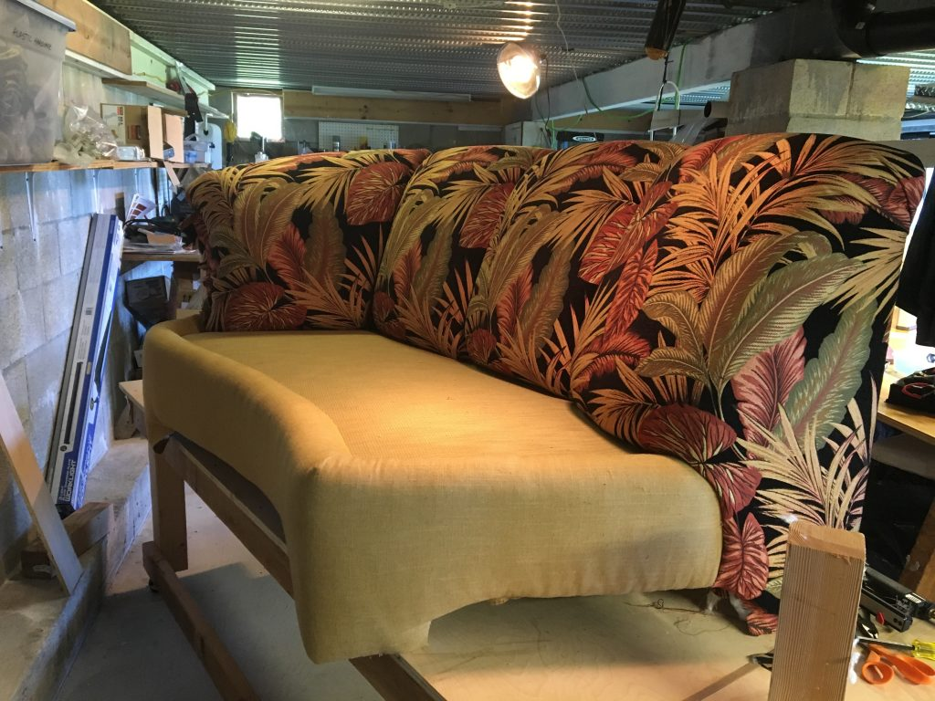 Monnier's couch
